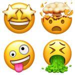 Apple ofrece un vistazo a los nuevos emojis que llegarán este año