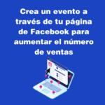 Crear un evento de Facebook