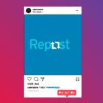Cómo hacer un repost en Instagram